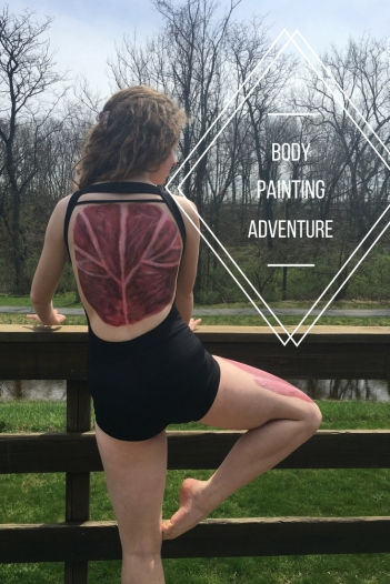 My Experience with DIY Body Painting Art