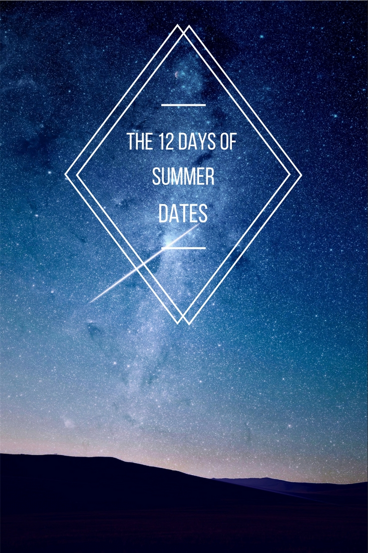 The 12 Days of Summer Dates