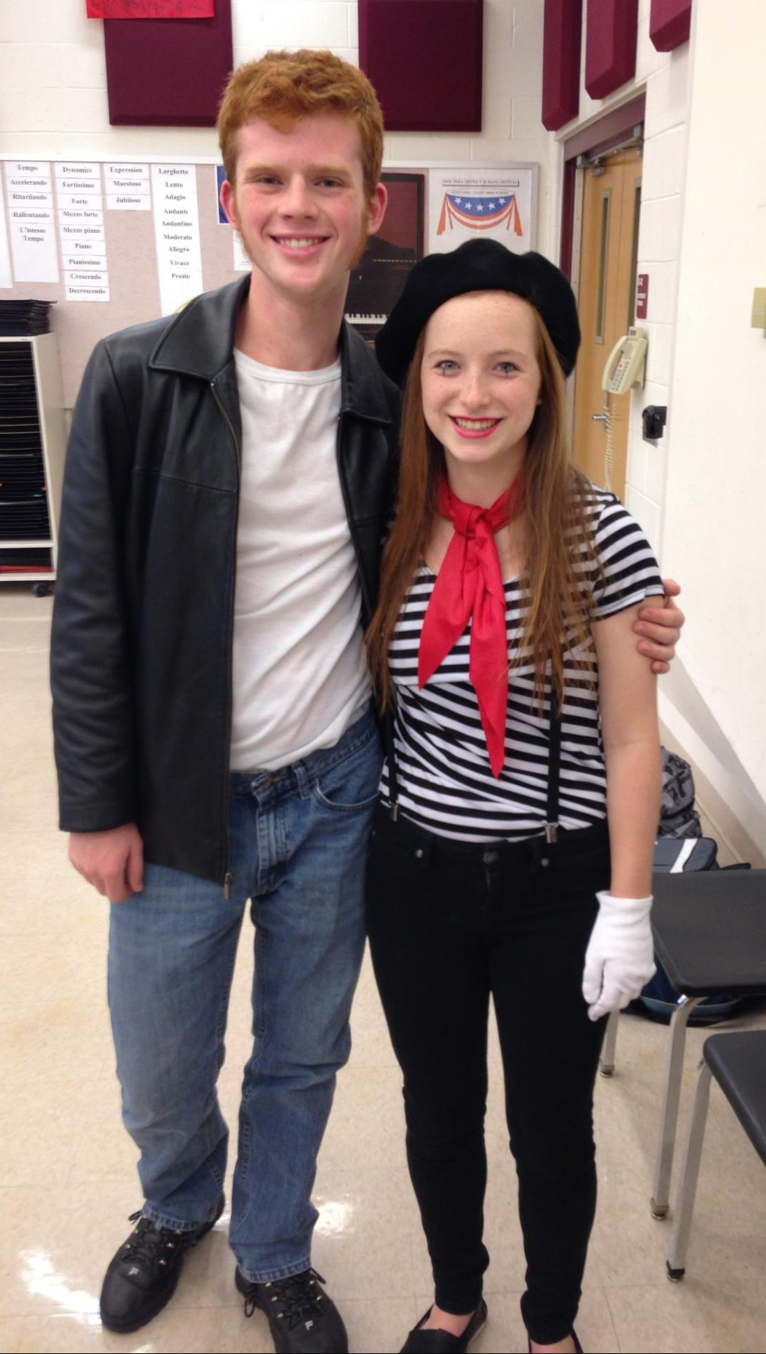 DIY Mime Costume  sc 1 st  The Take on Adventure & 10 Easy DIY Halloween Costumes u2013 The Take on Adventure